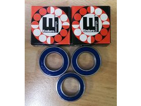ENDURO BEARINGS Pro 2 Evo Rear Hub Replacement Bearing Kit
