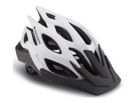 MADISON Trail Helmet Matt White