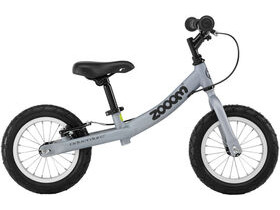 ADVENTURE BIKES Zoom Balance Bike Silver