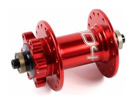 HOPE Pro 4 Front Hub Red Quick Release