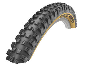 SCHWALBE Magic Mary TLE Addix Soft Evolution SuperGravity Tyre in Classic Skin (Folding) 27.5 x 2.35""