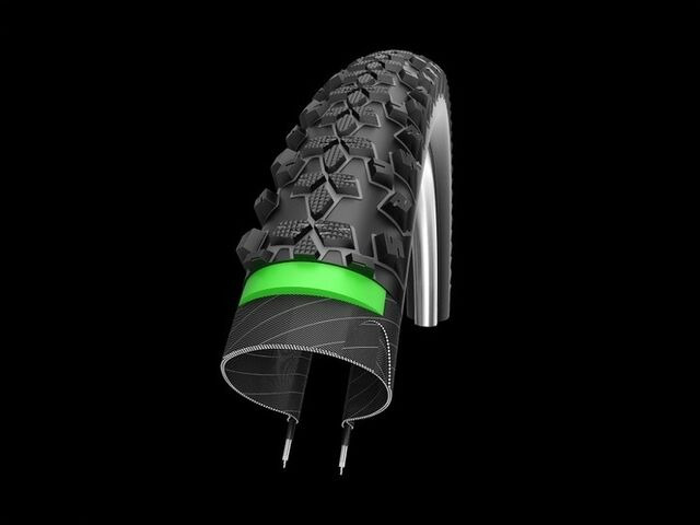 SCHWALBE Smart Sam Plus with GreenGuard Puncture Protection click to zoom image