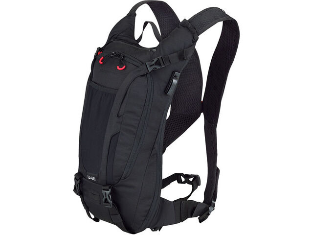 SHIMANO UNZEN Hydration Bladder, Trail Daypack 4L Enduro w/ 2L Black click to zoom image