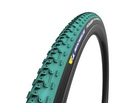 MICHELIN Power Cyclocross Jet Tyre Green 700 x 33c