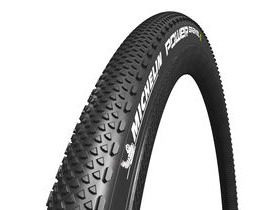 MICHELIN Power Gravel Tyre 700 x 33c Black (33-622)
