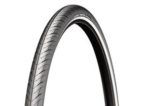 MICHELIN Protek Urban Tyre 700 x 35c Black (37-622)