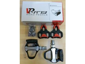 VP COMPONENTS VP-R73 Black Road SPD Pedals inc Cleats