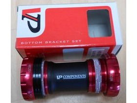 VP COMPONENTS MB-201 Mountain Bike Bottom Bracket Red
