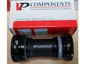 VP COMPONENTS MB-201 Mountain Bike Bottom Bracket Black