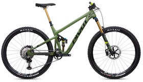 Pivot Cycles Switchblade Green