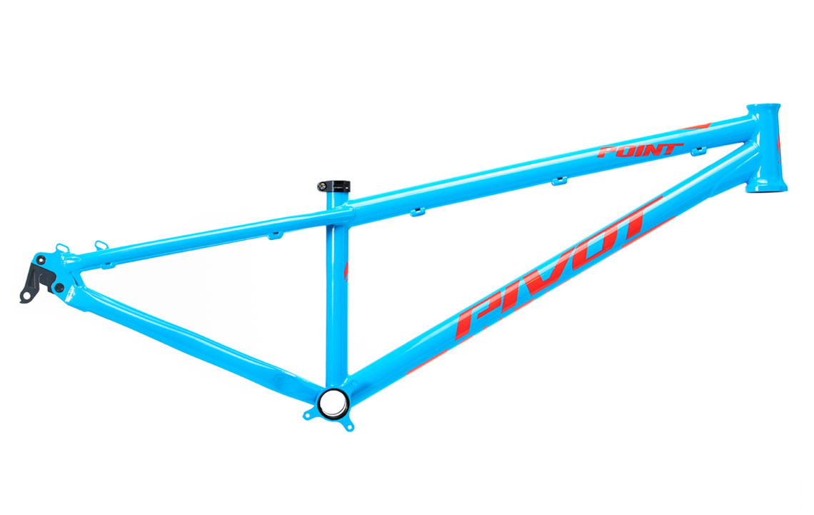 pivot cycles point frame click to zoom image - Dirt Jumper Frame