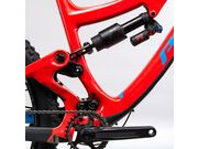 PIVOT CYCLES Firebird 170mm Red Blue click to zoom image