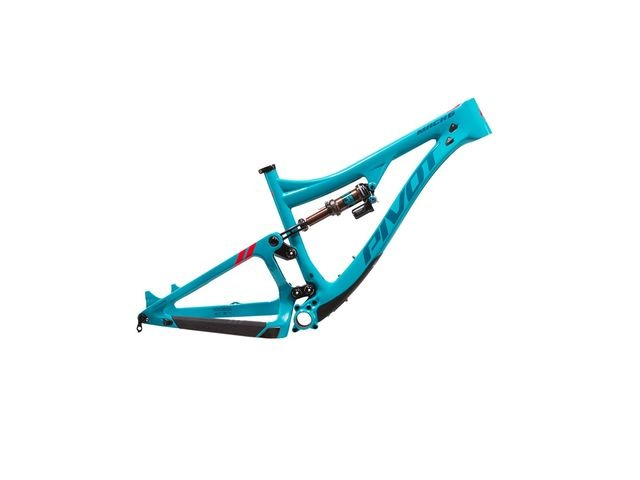 PIVOT CYCLES Mach 6 Carbon V3 Blue click to zoom image