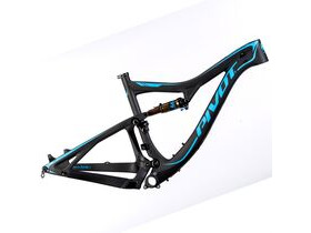 PIVOT CYCLES 429 SL Carbon Boost Black - Blue