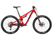 PIVOT CYCLES Mach 5.5 Carbon XT-XTR Pro 1x in Red
