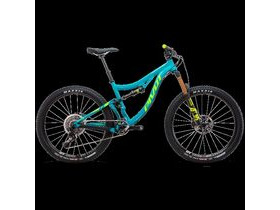 PIVOT CYCLES Switchblade A 27.5+ Race X01 Aqua