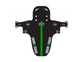 RAPID RACER PRODUCTS EnduroGuard Standard or Large Black and Green