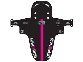 RAPID RACER PRODUCTS EnduroGuard Standard or Large Black and Pink
