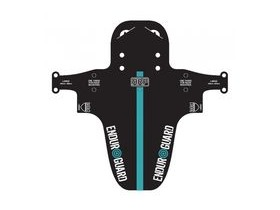 RAPID RACER PRODUCTS EnduroGuard Black and Turquoise
