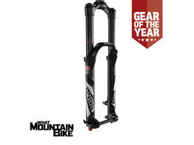 ROCK SHOX - Lyrik Rct3 - 27.5 15x100 Solo Air 170mm - Diffusion Black - Crown Adj Alum Str - Tapered - 42 Offset - Disc - My16 Black 27.5""