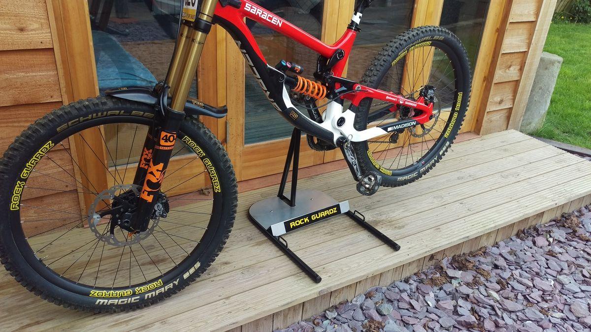Rockguardz Single Bike Stand Shimano 163 65 00 Cycle