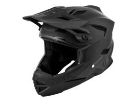 FLY RACING Default Full Face Helmet Dither Black Grey