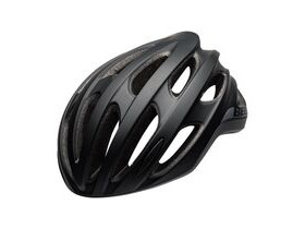 BELL CYCLE HELMETS Formula Road Helmet Matte/Gloss Black/Grey