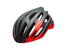 BELL CYCLE HELMETS Formula Road Helmet Matte/Gloss Grey/Infrared