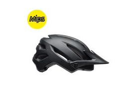 BELL CYCLE HELMETS 4forty Mips MTB Helmet 2018: Matt/Gloss Black
