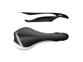 SDG COMPONENTS I-Fly I-Beam Saddle Black/White