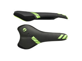SDG COMPONENTS I-Fly 2.0 I-Beam Saddle Black/Neon Green