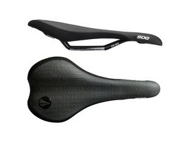 SDG COMPONENTS Circuit Mtn Cro-Mo Rail Saddle Black