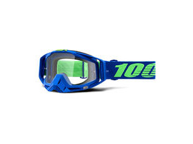 100% Racecraft Goggles Dreamflow / Clear Lens