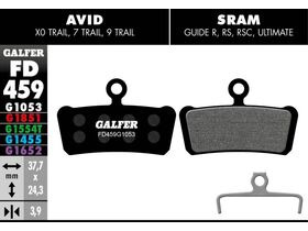 GALFER Sram Guide R Standard Disc Brake Pads (black)