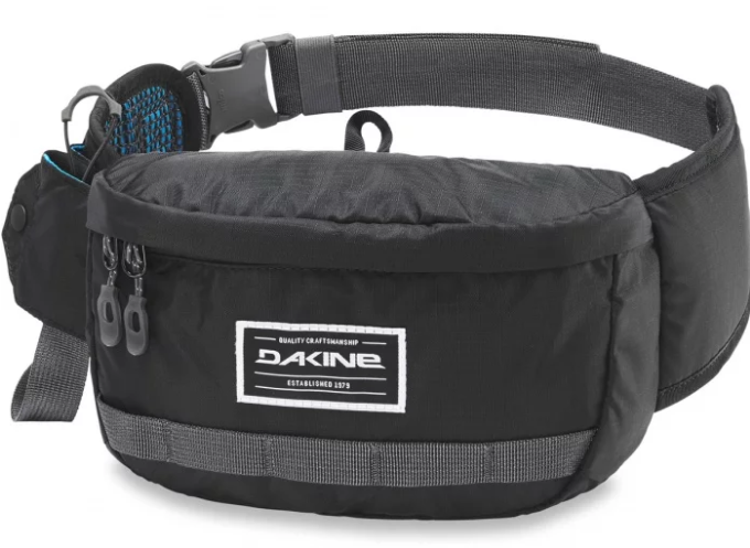 176bb557980e7 DAKINE Hot Laps 2L Waist Bag in Black    £30.00    Cycle Accessories ...