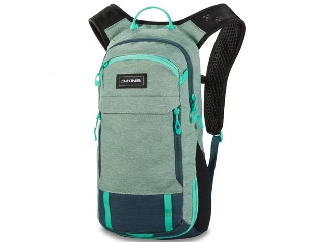 DAKINE Womens Syncline 12L Hydration Pack with bladder in Lichen click to zoom image