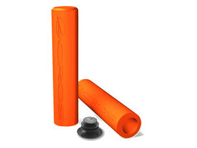 ACROS 100% Silicon Grips in Orange