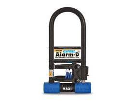 OXFORD Alarm D Max D-Lock 320mm x 173mm