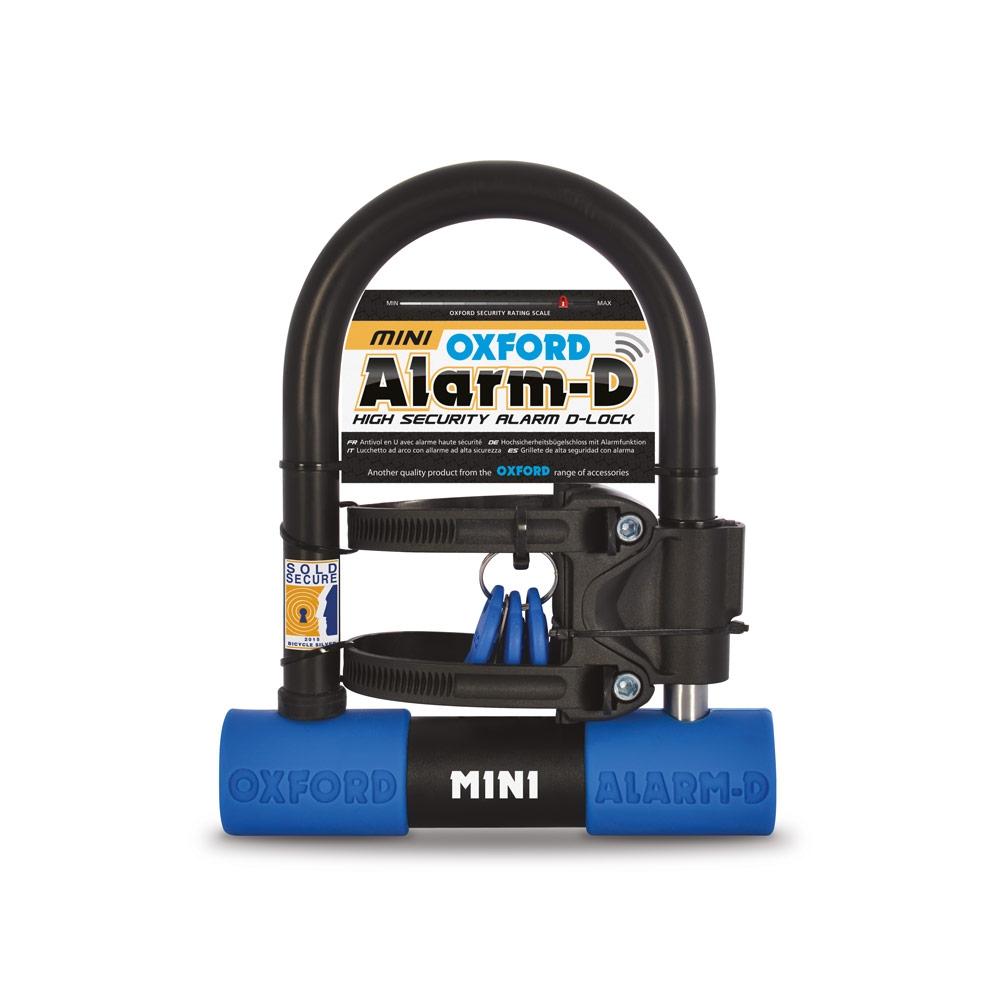 OXFORD Alarm-D Max Duo 320mm x 173mm LK357