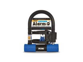 OXFORD Alarm D Mini D-Lock 205mm x 155mm