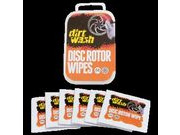 WELDTITE Disc Brake Rotor Wipes pack 6