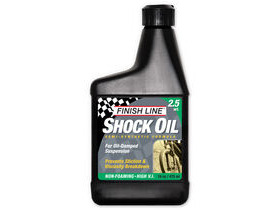 FINISH LINE Shock oil 2.5wt 16oz/475ml