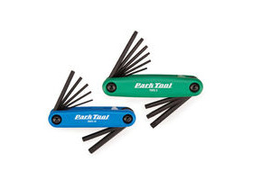 PARK TOOLS FWS-2 Fold-up Wrench set