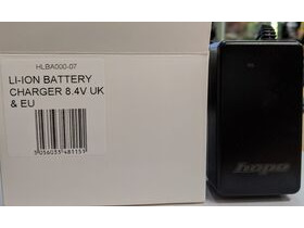 HOPE Li-Ion UK Replacement Battery Charger 8.4V