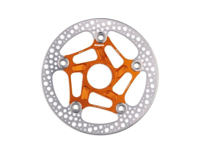 HOPE RX Centrelock 160mm Orange click to zoom image