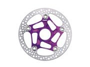 HOPE RX Centrelock 160mm Purple