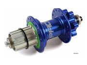 HOPE Pro 4 Rear Hub Blue 135mm Quick Release