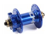 HOPE Pro 4 Front Hub Blue Quick Release