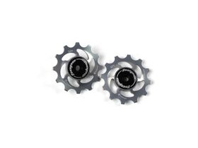 HOPE 12T Jockey Wheels Silver