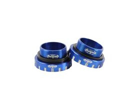 HOPE Bottom Bracket Stainless 68-73-83mm - 30mm axle in Blue